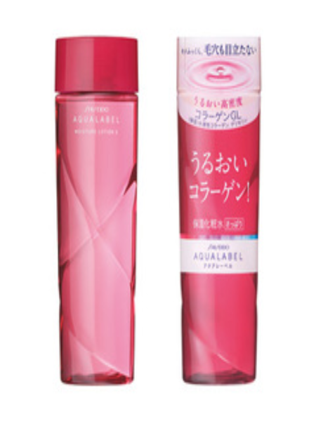 SHISEIDO AQUALABEL MOISTURE LOTION