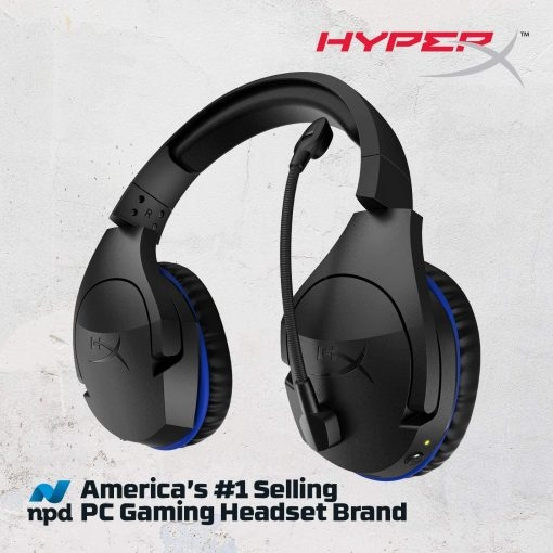 Tai nghe Kingston HyperX Cloud Stinger Core 7.1 Wireless