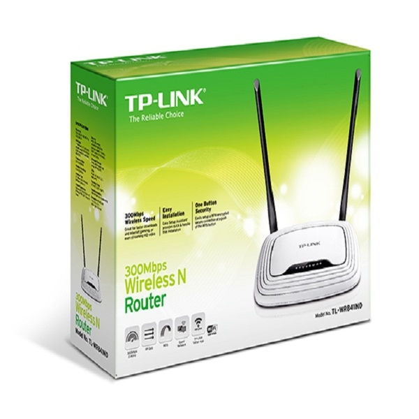 ROUTER WI-FI TP-LINK  TL-WR841ND