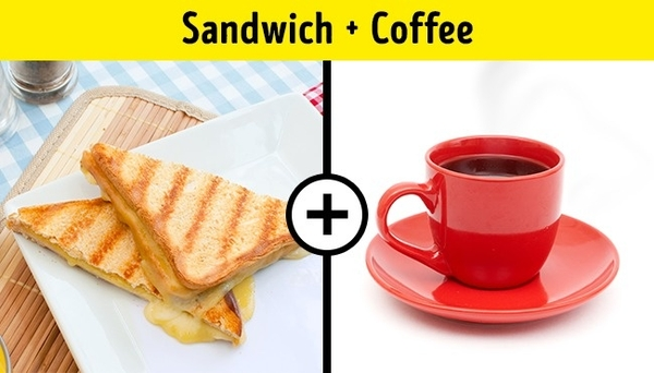 Sandwich-Coffee-Popular-Food-Combinations-That-Can-Ruin-Your-Health-drbinh