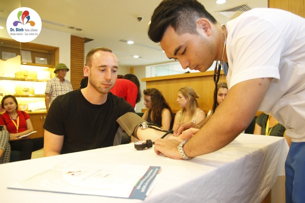 Health Check-Up Event with Language Link Vietnam