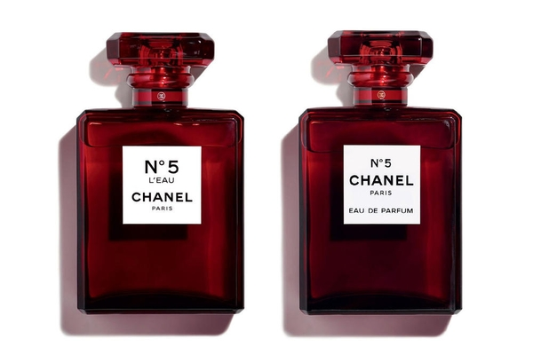 CHANEL No5 RED LIMITED EDITION