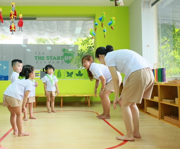 Physical exercise and health of pre – school kids