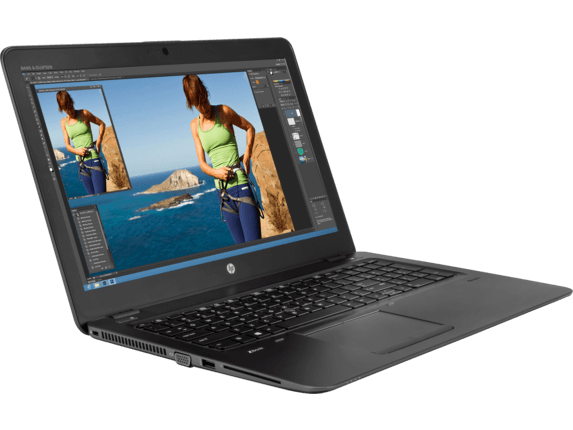 HP Zbook 15G3 (Core i7-6820HQ, Ram 8G, Nvidia M2000, 15.6 FHD, HDD 1T)