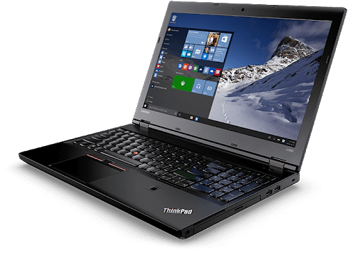 Lenovo Thinkpad L560 (Intel Core i5-6300U, Ram 4G, SSD 120G, 15.6 inch HD)