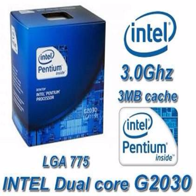 CPU Intel Dualcore G2030 - 3.0Ghz