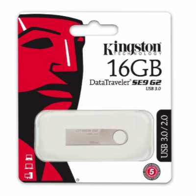 USB Kingston 16gb Datatraveler SE9