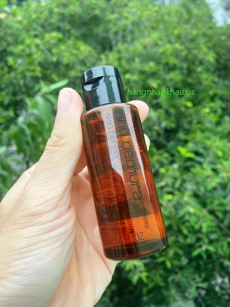 Tẩy trang Shu Uemura (50ml) - MADE IN JAPAN.