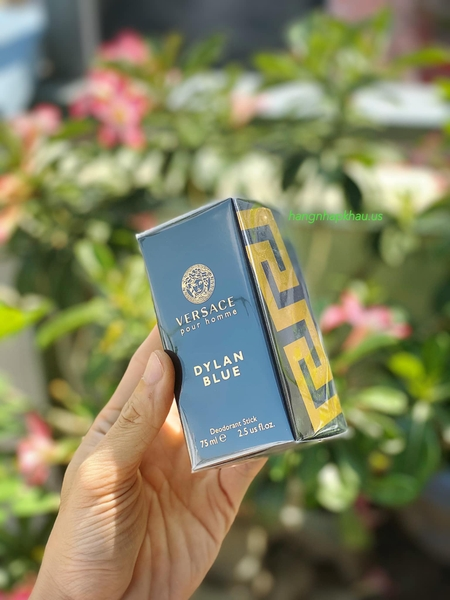 Lăn khử mùi Versace Dylan Blue 75ml - MADE IN ITALY.