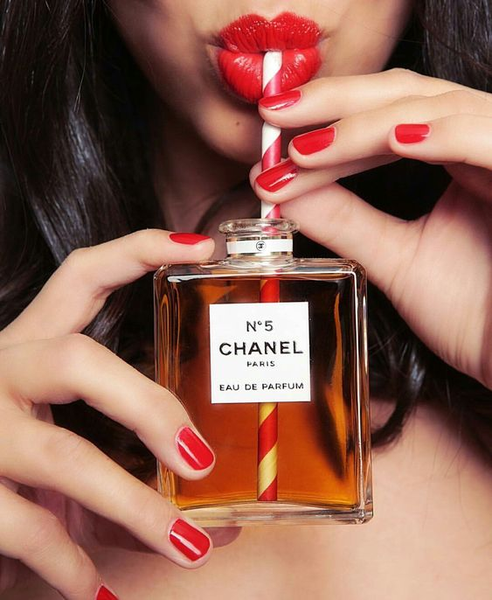 Chanel No.5 EDP 100ml - MADE IN FRANCE.