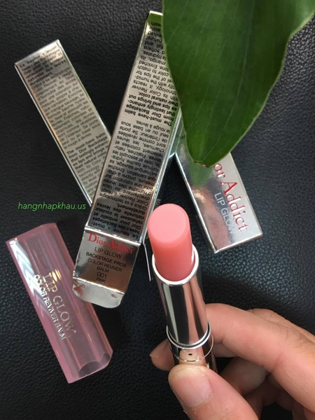 Son dưỡng môi Dior Addict Lip Glow 001 PINK - MADE IN FRANCE.