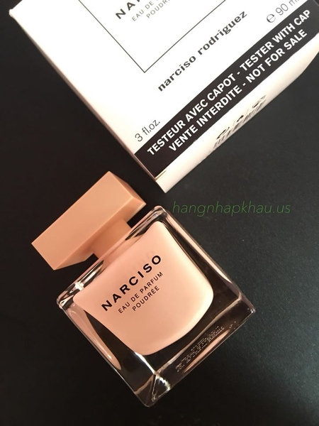 Narciso Rodriguez Narciso Poudree EDP 90ml TESTER.