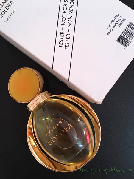 Bvlgari Goldea EDP 90ml TESTER.