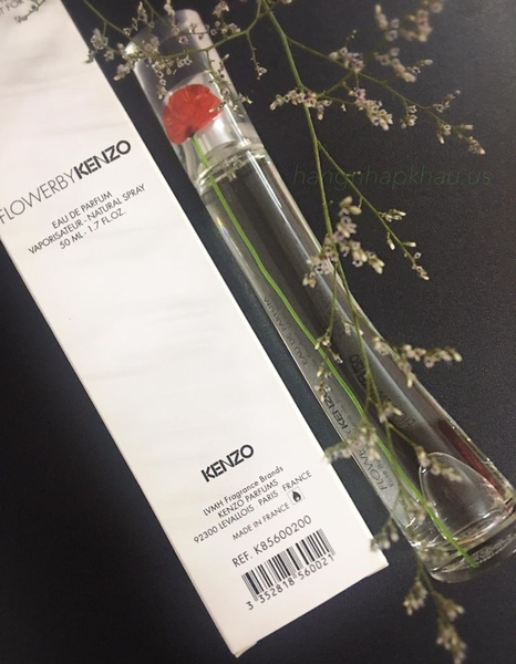 Kenzo Flower By Kenzo EDP 50ml TESTER - MADE IN FRANCE.