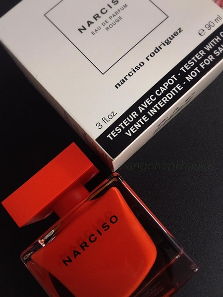 Narciso Rouge Narciso Rodriguez EDP 90ml TESTER.