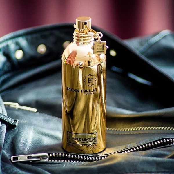 Montale Aoud Leather EDP 100ml - MADE IN FRANCE.