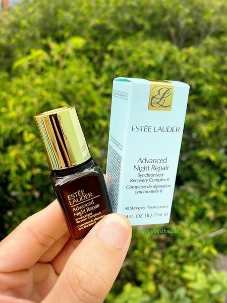 Serum Est.ee Lauder Advanced Night Repair 7ml - MADE IN UK