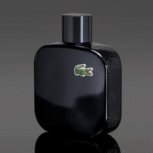 Lacoste Eau de Lacoste L.12.12 Noir Intense EDT Pour Homme 100ml - MADE IN GERMANY.