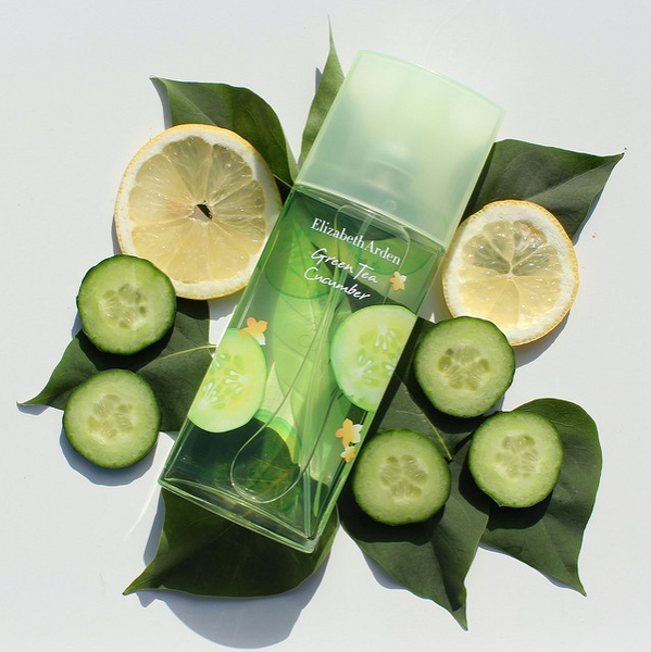 CUCUMBER GREEN TEA E.A 100ml