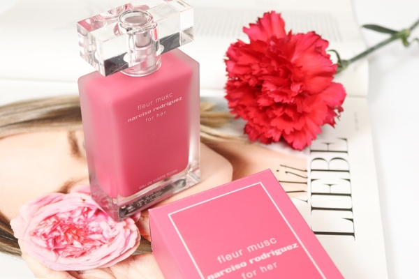 Narciso Rodriguez Fleur Musc For Her EDT Florale 100ml - MADE IN FRANCE.