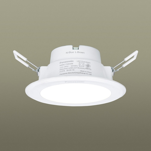 Đèn Led downlight Panasonic NNNC7586488 ( Đèn led âm trần Panasonic 9W )