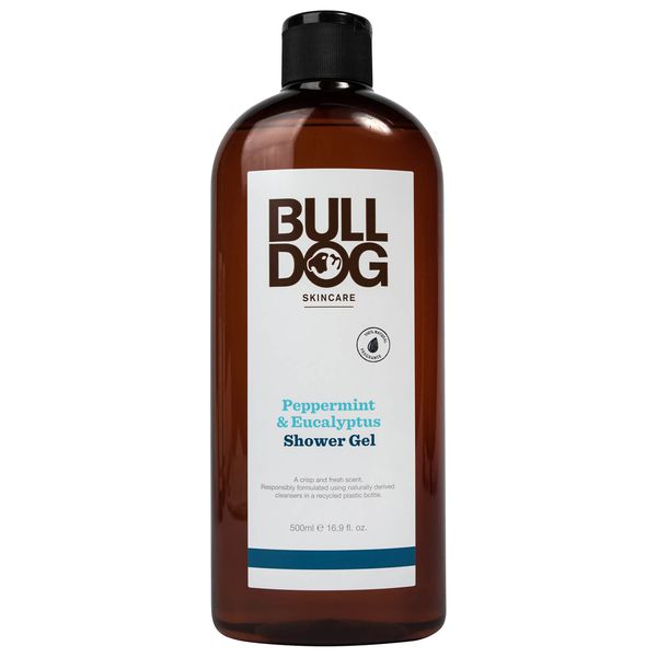 Sữa Tắm BullDog Peppermint & Eucalyptus Shower Gel 500ml