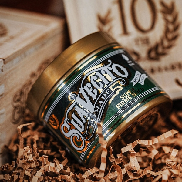 Suavecito Super Firme Hold Pomade 10th Anniversary