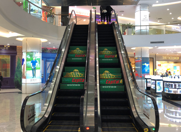 Kết quả hình ảnh cho biển quảng cáo khu trung tâm thương mại
