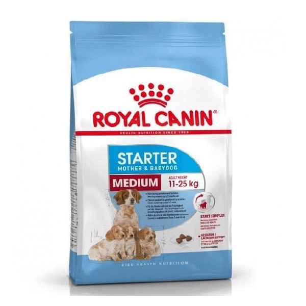 ROYAL CANIN - Medium Starter Mother&Baby Dog 4kg