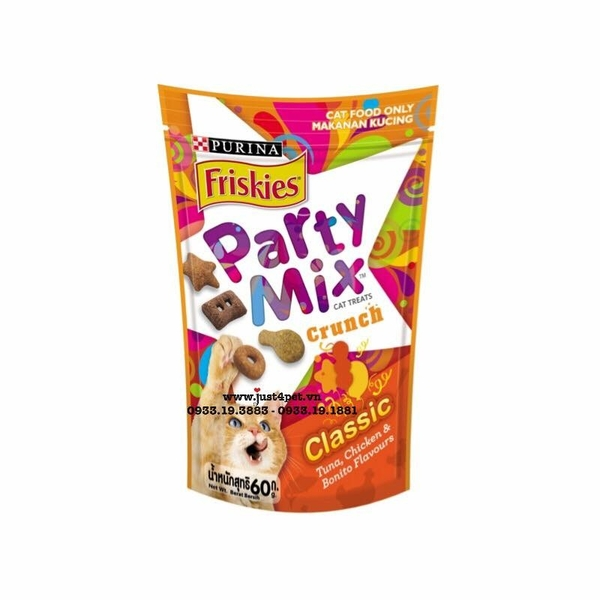 Party Mix Crunch Classic 60g