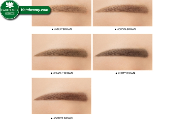 Chì Kẻ Mày 3CE Sharpen Edge Brow Pencil