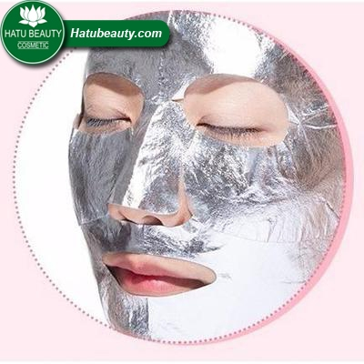 Mặt Nạ Cấp Nước Nâng Cơ The Face Shop Hydro-Lifting Silver Foil Mask 25ml (Disney Star Wars Edition)