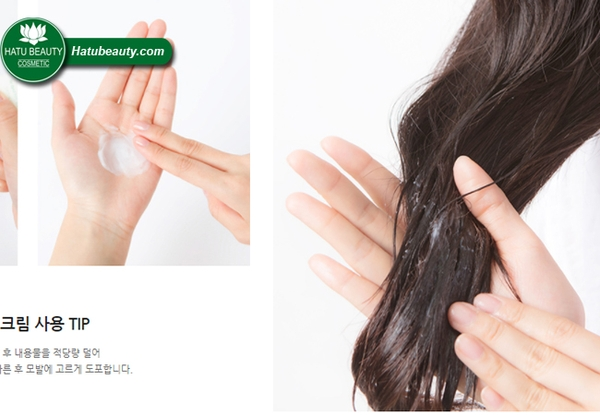 Kem Chăm Sóc Tóc Nhuộm Innisfree My Hair Recipe Color Care Hair Cream