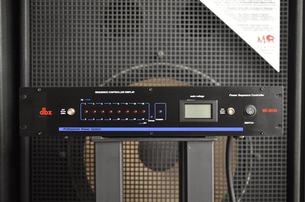 Thiết Bị Quản L 253 Nguồn điện Dbx Power Sequence Controller