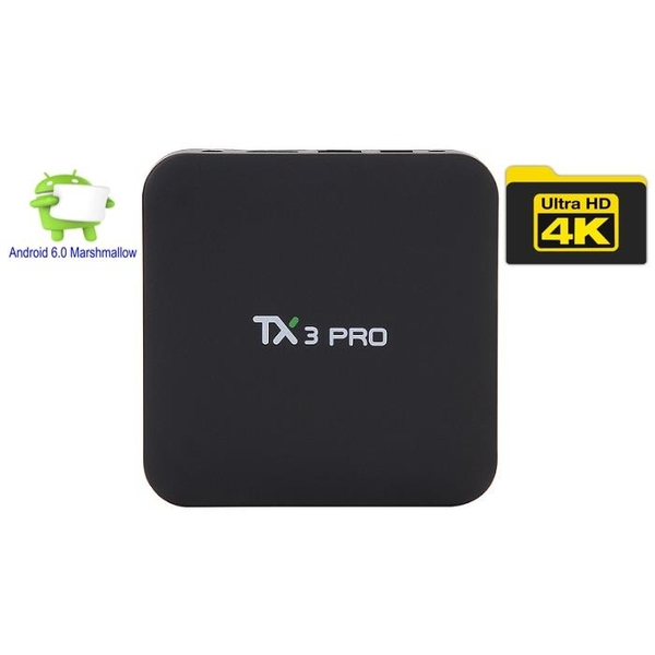 android tv box Tx3 Pro Android 6.0