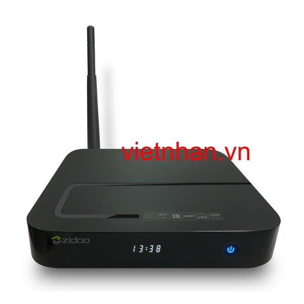 ANDROID TV BOX ZIDOO X8