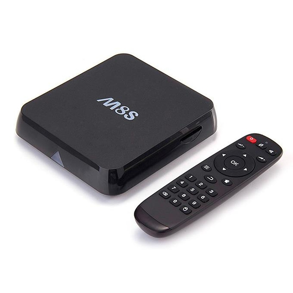 ANDROID TV ENYBOX M8S
