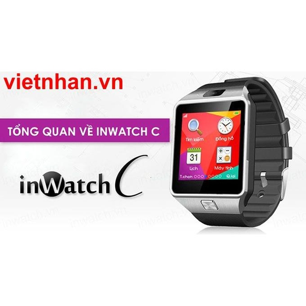 SMARTWATCH INWATCH C GOLD