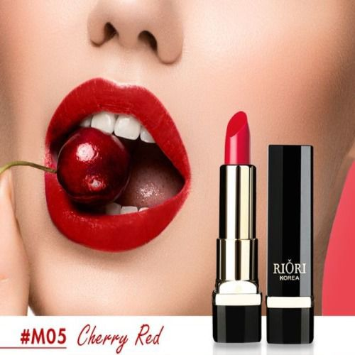 Son L Riori Cherry Red - Matte Lipstick 05-7266