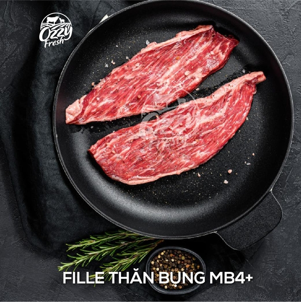 FLANKSTEAK MB4+ (FILE THĂN BỤNG MB4+)