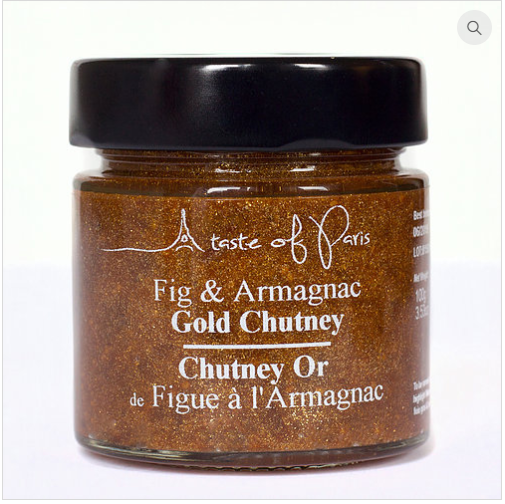 Gold Chutney Fig & Armagnac 100g