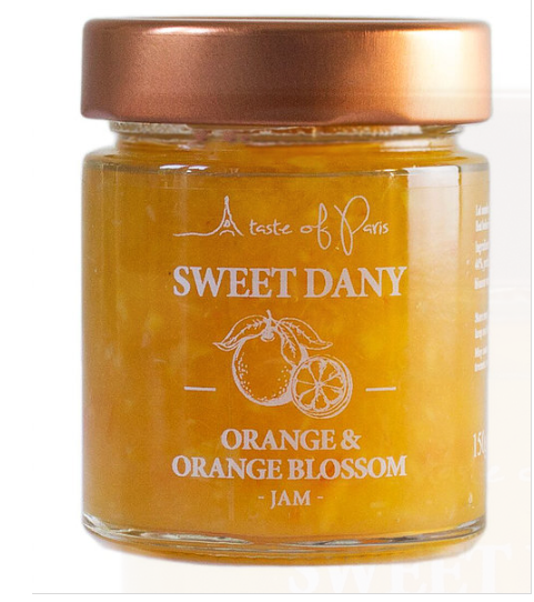 Jam Orange & Orange Blossom 150g