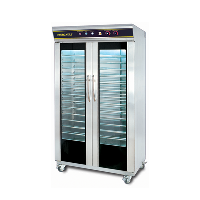 Tủ ủ bột Stainless Steel Double Door Proofer With Humidifier BJY-32PF