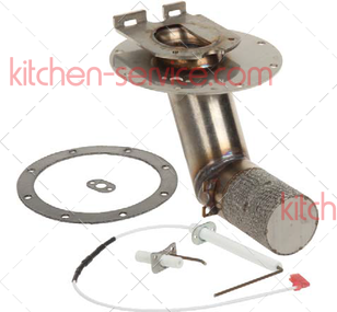 Linh kiện Rational 87.00.057 BURNER HOT AIR KIT SCC LINE 61