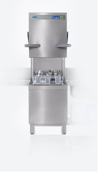 Máy rửa chén Winterhalter PT-M Pass-Through Dishwasher