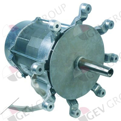 Linh kiện Rational 3100.1001 FAN MOTOR WITH MOTOR SHAFT GASKET