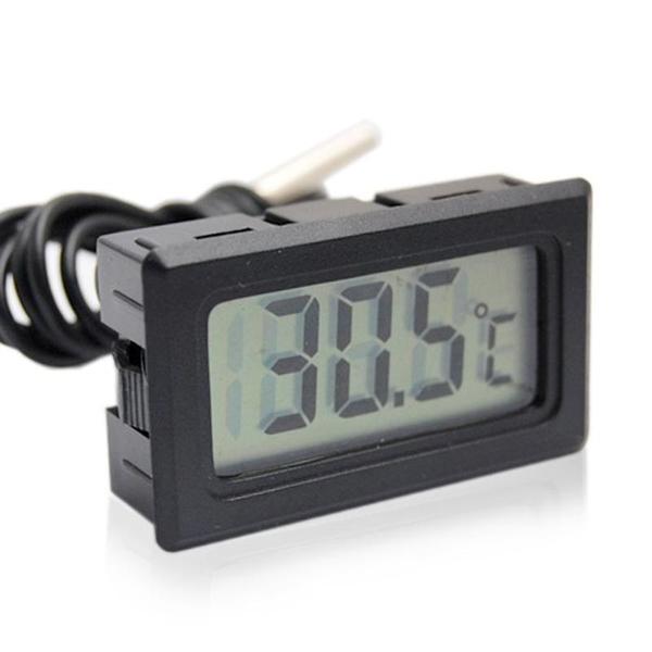 đồng hồ đo nhiệt độ hiển thị LCD