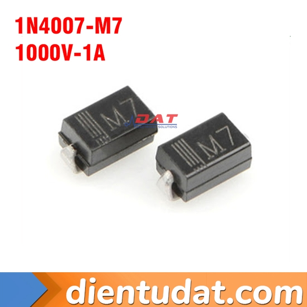 DIODE 1N4007-M7-SMD