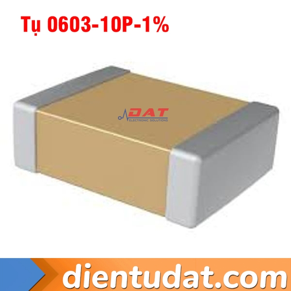 Tụ 10P-Size 0603 1%