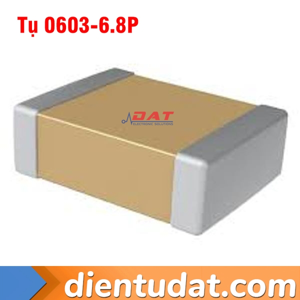 Tụ 6.8P-Size 0603
